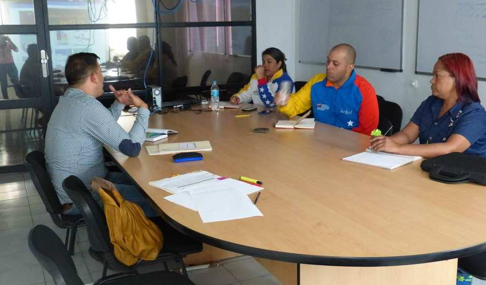 Ministerio Penitenciario y Corpojuventud hacen alianza para hacer factibles proyectos socio-productivos